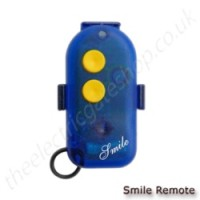 smile copy/clone, self generate remote control 433mhz