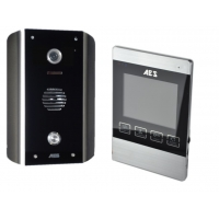 aes styluscom-ab wired video intercom