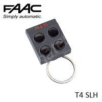 FAAC T4SLH Remote Control, replaced by FAAC XT4 868SLH Remote.