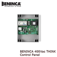 beninca 400vac think control panel