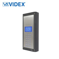 videx 4000 series digital gsm intercom with 1000 user capacity as well as the