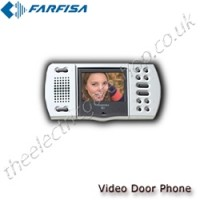 farfisa echos additional video phone