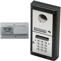 Intercom that connects to your BT telephone line with built-in keypad.