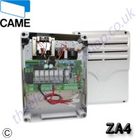 control board za4 designed and produced came