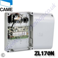 24v dc one leaf swing gate control panel