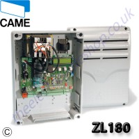 came zl180 two-leaf control panel with integrated radio decoder