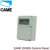 came zm3es multifunction control panel