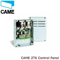 came zt6 control panel