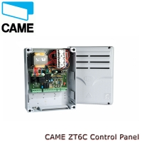 came zt6c control panel