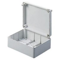 weatherproof box for control panels