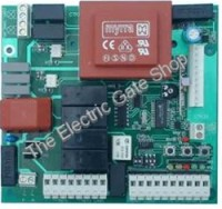 twin or single gate 230vac motor controller with soft stop facility
