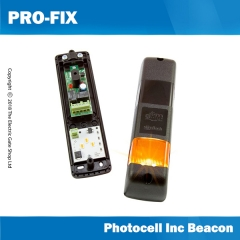 safety photocells including beacon | profix