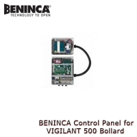 beninca control panel for the vigilant 500 bollard