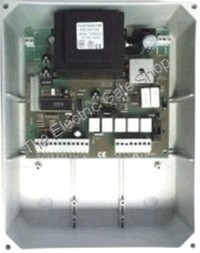 twin or single gate 12 volt dc gate controller