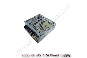 RS50-24 24v 2.2A Power Supply
