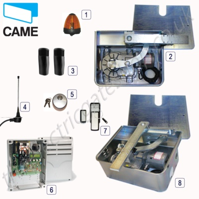 CameFrog AE2Logo came frog p twin underground gate kit came electric gates wiring diagram at gsmx.co