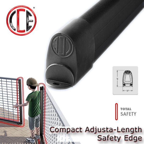 Compact Adjusta Resistive Safety Edge