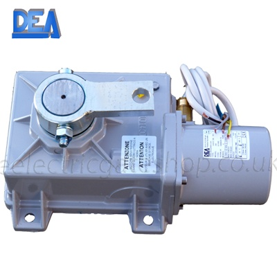 Dea ghost sub 200 gate motor for Motor for gates electric