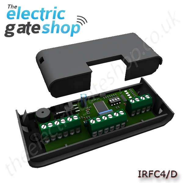 Irfc4 D Resistive Safety Edge Monitor Cat 3