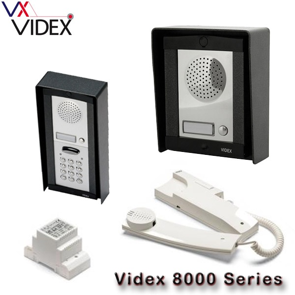 Videx 8000 Series Intercom
